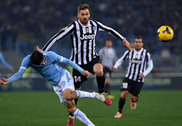 Lazio 1-1 Juventus: Llorente salvages point for 10-man Bianconeri
