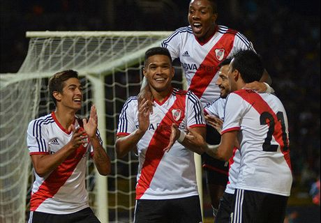 EN VIVO: River 0-0 Arsenal