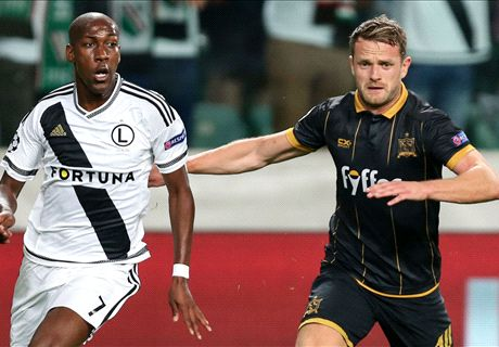 Heroic Dundalk miss out on UCL place