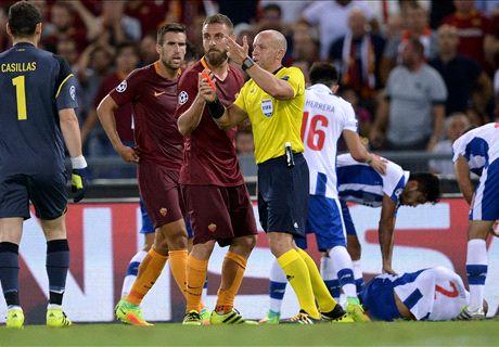 Roma horror: 0-3 e Champions finita