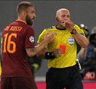 Follia Roma: espulsi De Rossi ed Emerson