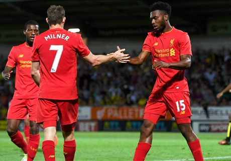 Liverpool Pesta Gol Di Markas Burton