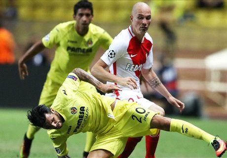 Monaco e Celtic avanti, Villarreal fuori