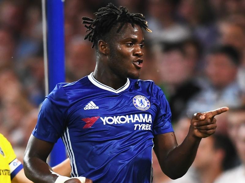 Chelsea - Le Milan s'intéresserait à Michy Batshuayi