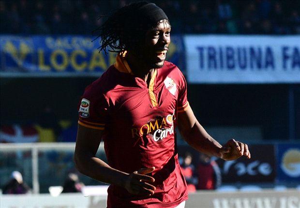 Monaco prepare Gervinho swoop as Roma forward seeks move