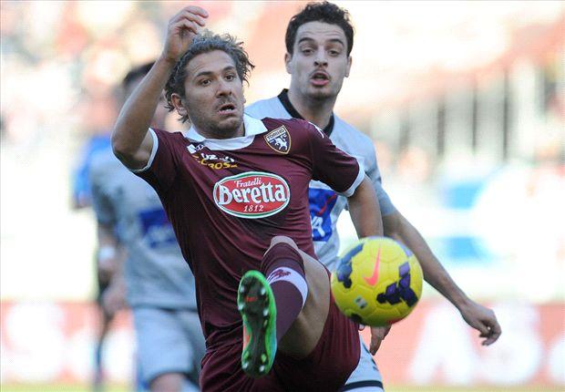 Cerci in azione col Torino