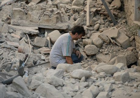 Terremoto 6.0, centro-Italia devastato