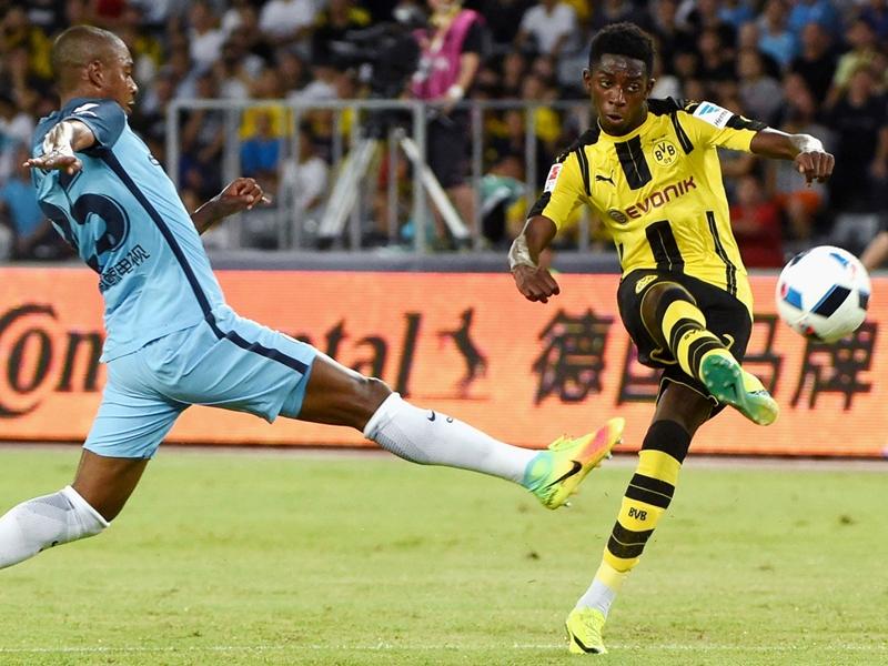 """Borussia Dortmund, Gernot Rohr voit Ousmane Dembélé """"aller plus haut"""""""