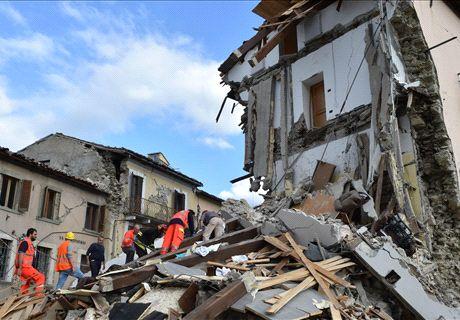 Terremoto: FIGC dispone minuto di silenzio