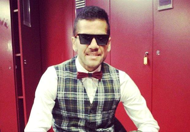 Dani Alves: City will not relish Barcelona test