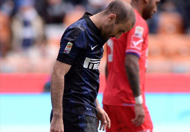 Dominan, FC Internazionale Gagal Menang
