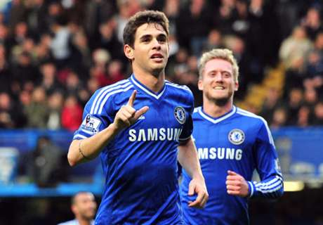 Transfer Talk: PSG want Oscar