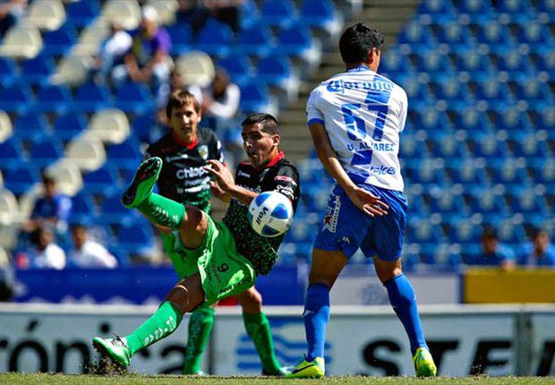 Liga Bancomer MX: Puebla 2-3 Chiapas I Rugen en el Cuauhtémoc