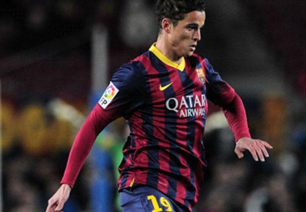 Afellay heeft bij Barça nog contract tot volgend jaar zomer