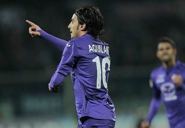 'A great hat-trick but a shame about the result' - Aquilani