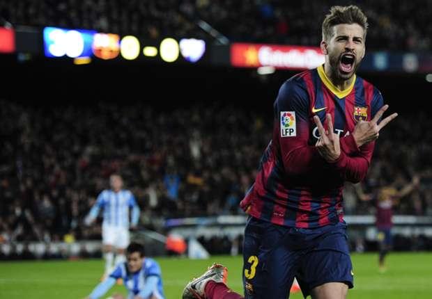 Pique: Barcelona have cured 'Madriditis'