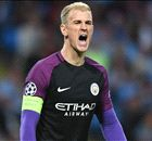 All eyes on Hart as Man City progress