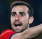 Barca agree Alcacer terms but deal not done