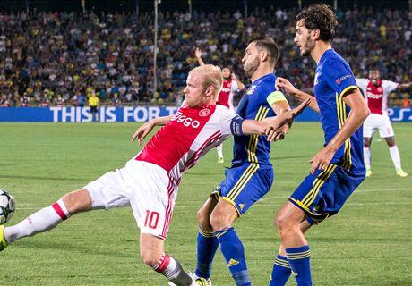 LIVE! FK Rostov - Ajax: 4-0