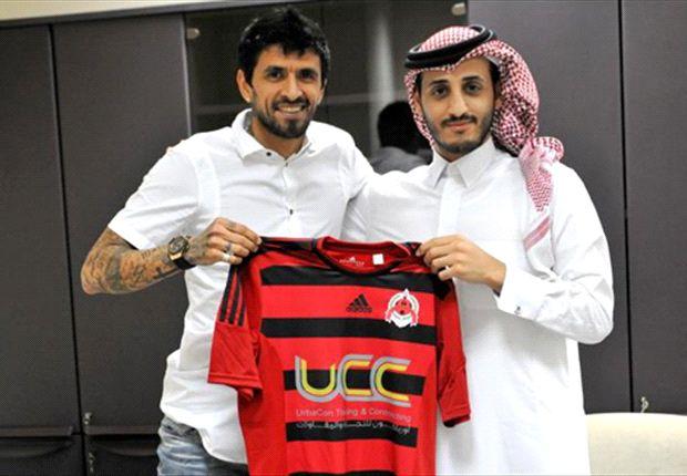 Lucho González cobrara seis millones de dólares por jugar una temporada en Qatar.