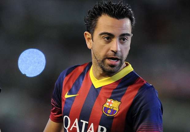 Xavi admits frustration with Barcelona role