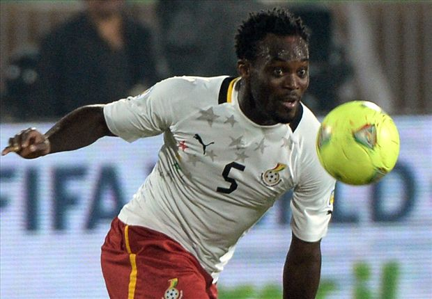 Essien: 'Quality' Ghana can reach World Cup semi-finals