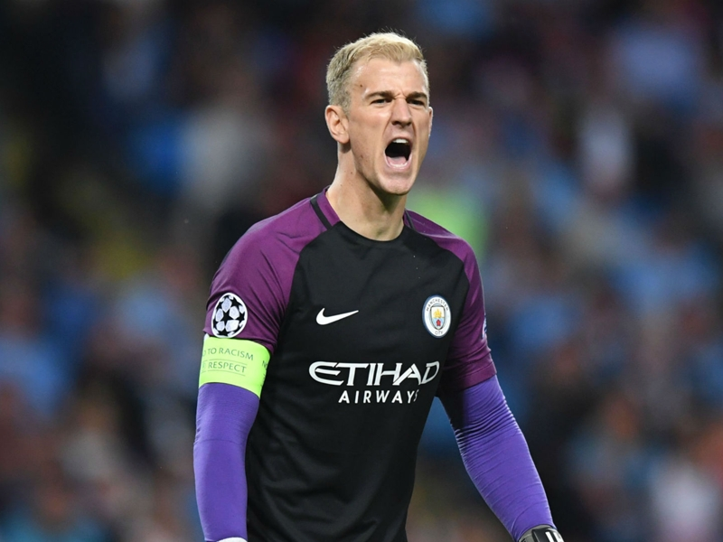 Guardiola hails 'legend' Hart as Bravo waits in the wings