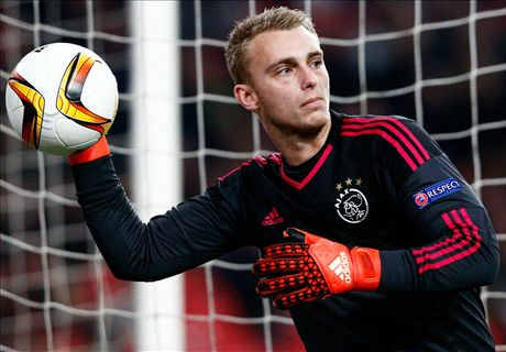 Cillessen set to fly out to Barcelona