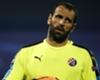 Dinamo Zagreb goalkeeper Eduardo