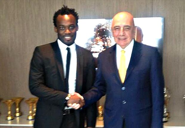 Galliani: Essien is not injury prone