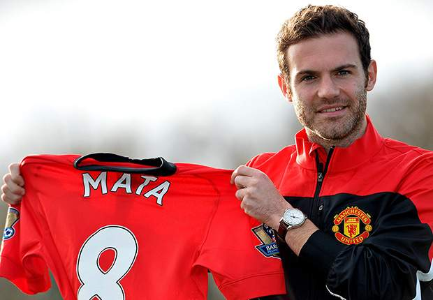 Mata excited by Rooney link-up