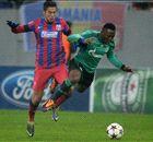 Sperre für Steaua-