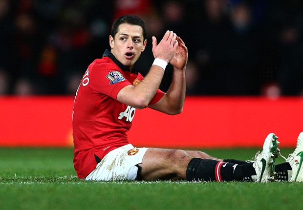 Javier Hernández quiere quedarse en el Manchester United