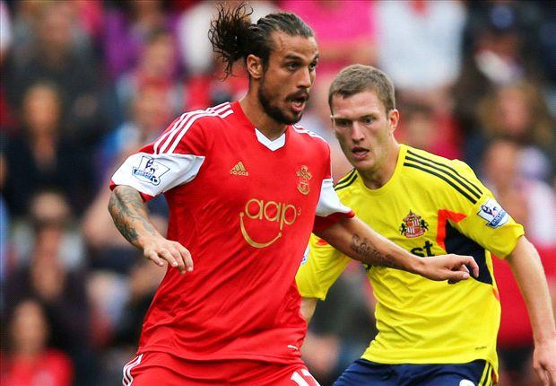 Osvaldo arribó hace sólo cinco meses a Southampton