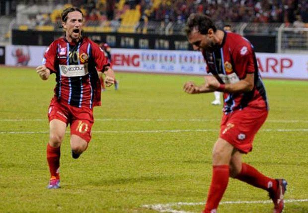 Selangor 0-2 ATM: Lacklustre Red Giants lose top spot