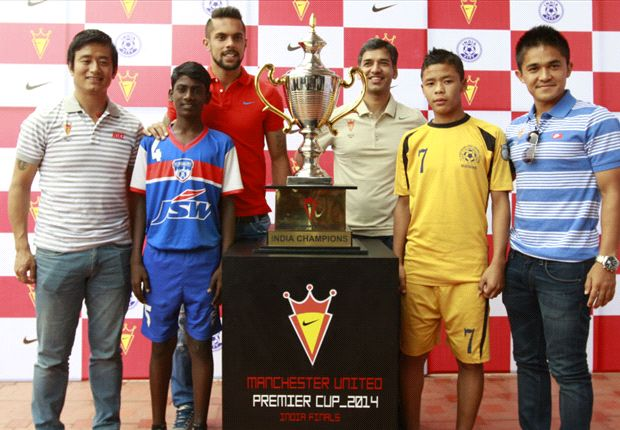 Bhaichung Bhutia: Tournaments like Nike MUPC are important