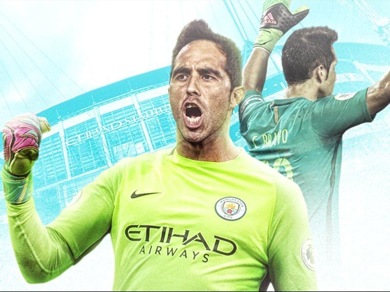 OFFICIEL - Claudio Bravo rejoint Manchester City