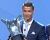 CR7: premio UEFA, renovación y Balón Oro