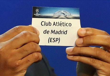 Los rivales del Atlético de Madrid