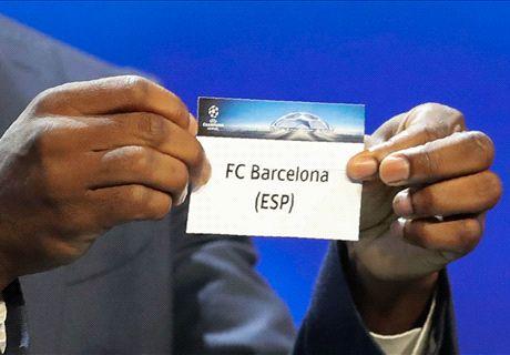 Los rivales del Barcelona