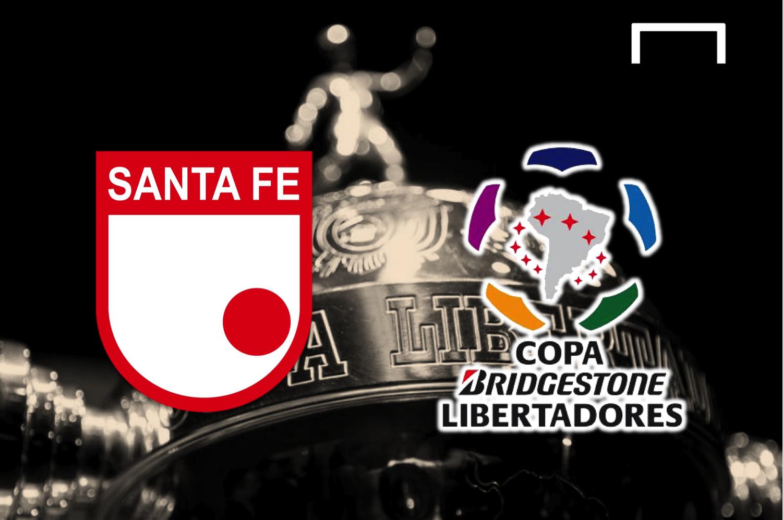 Santa Fe en Copa Libertadores