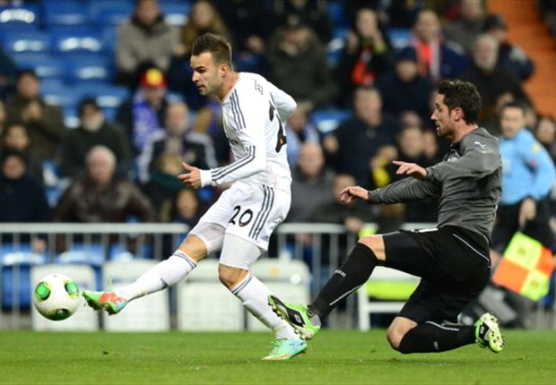 Real Madrid 1-0 Espanyol (agg. 2-0): Jese fires Blancos into Copa del Rey semi-finals