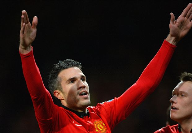 Van Persie: I study my managers more than ever