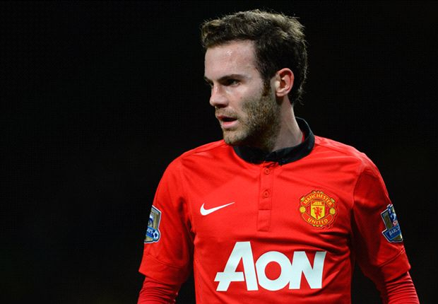 Manchester United new-boy Mata relishing Van Persie & Rooney link-up