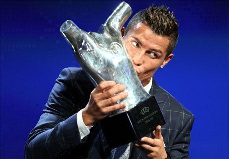 Ronaldo deserves 'Best Player' award