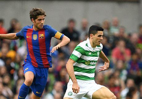 Rogic's Celtic draw Barca, Man City, Gladbach in UCL
