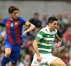 Rogic's Celtic draw Barca, Man City, Gladbach in UCL
