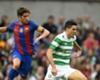 Rogic to face Barca, Man City