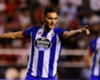 Deportivo La Coruna forward Lucas Perez