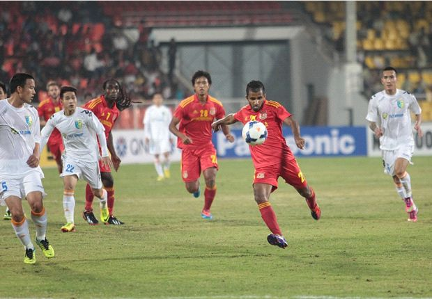 Pune FC 0-3 Ha Noi T&T: Snoei's men produce a listless performance